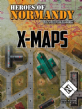 Lock 'n Load Tactical : Heroes of Normandy – X-Maps